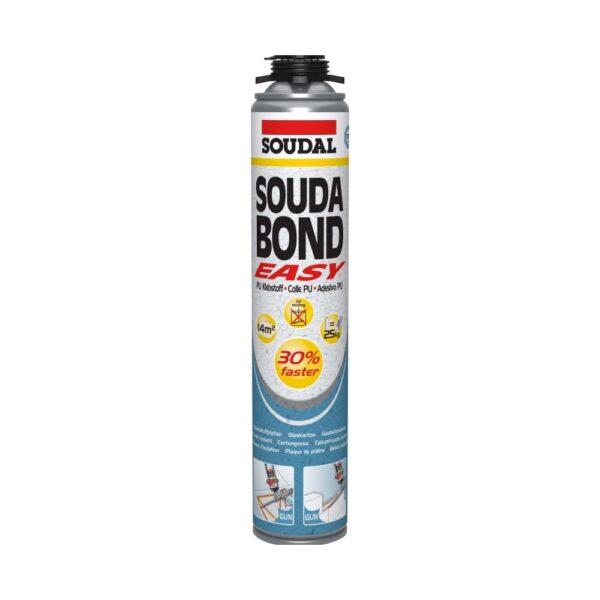 Adesivo à base de poliuretanos adequado para superfícies irregulares