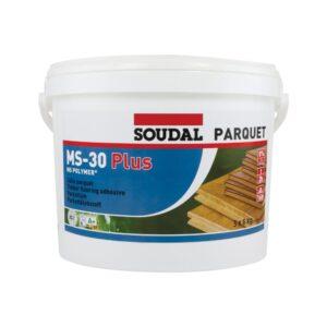 Cola para parquet adequada para pavimento aquecido, superfícies porosas, pavimentos aquecidos e colagem de madeiras sensíveis à humidade