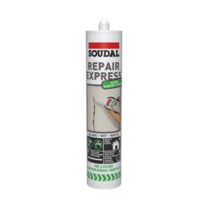 Massa de selagem e enchimento de fendas e buracos em paredes ou tetos