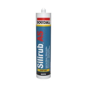 Selante à base de silicones para superfícies sanitárias