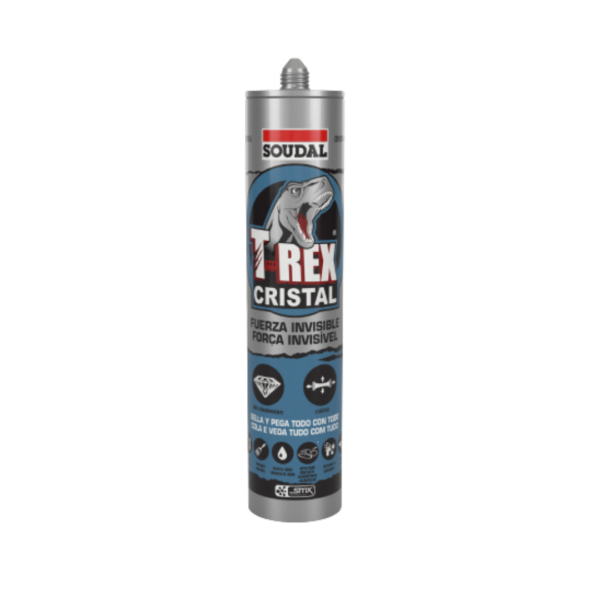 Coal e Veda T-Rex Cristal Soudal