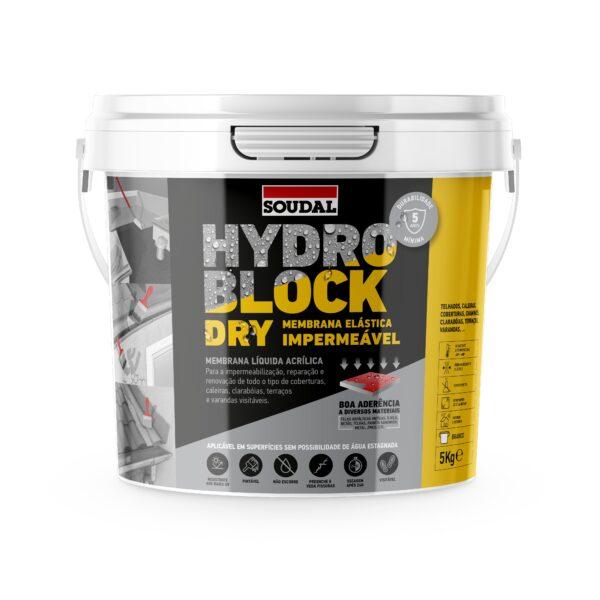 Impermeabilizante HydroBlock Dry