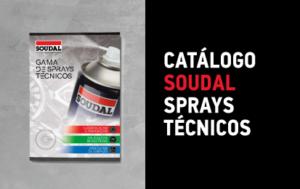 Catalogo Sprays Tecnicos Soudal