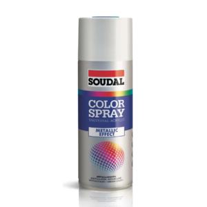 Spray Efeito Metalizado da Soudal