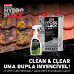 campanha hydro clean soudal