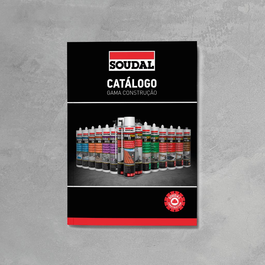 Catálogo Construção Soudal