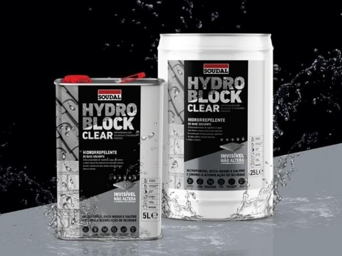 impermeabilização hydro block soudal
